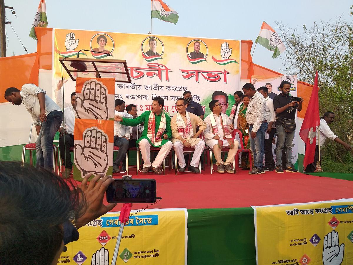 असम में बनेगी कांग्रेस नेतृत्वाधीन महागठबंधन की सरकार- गौरव गोगोई
