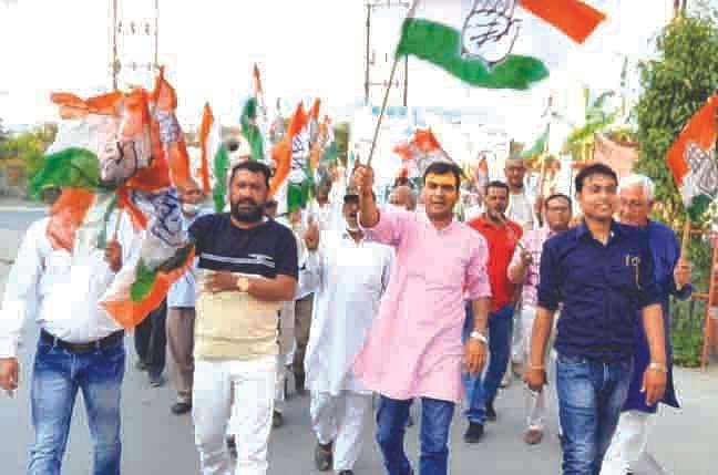 बदलाव के मूड में है रानीपुर की जनताः संजीव चौधरी
