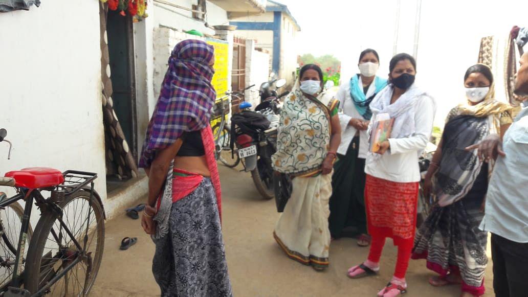 धमतरी : विवेकानंद वार्ड के अटल आवास में फैला डायरिया, तीन जिला अस्पताल में भर्ती