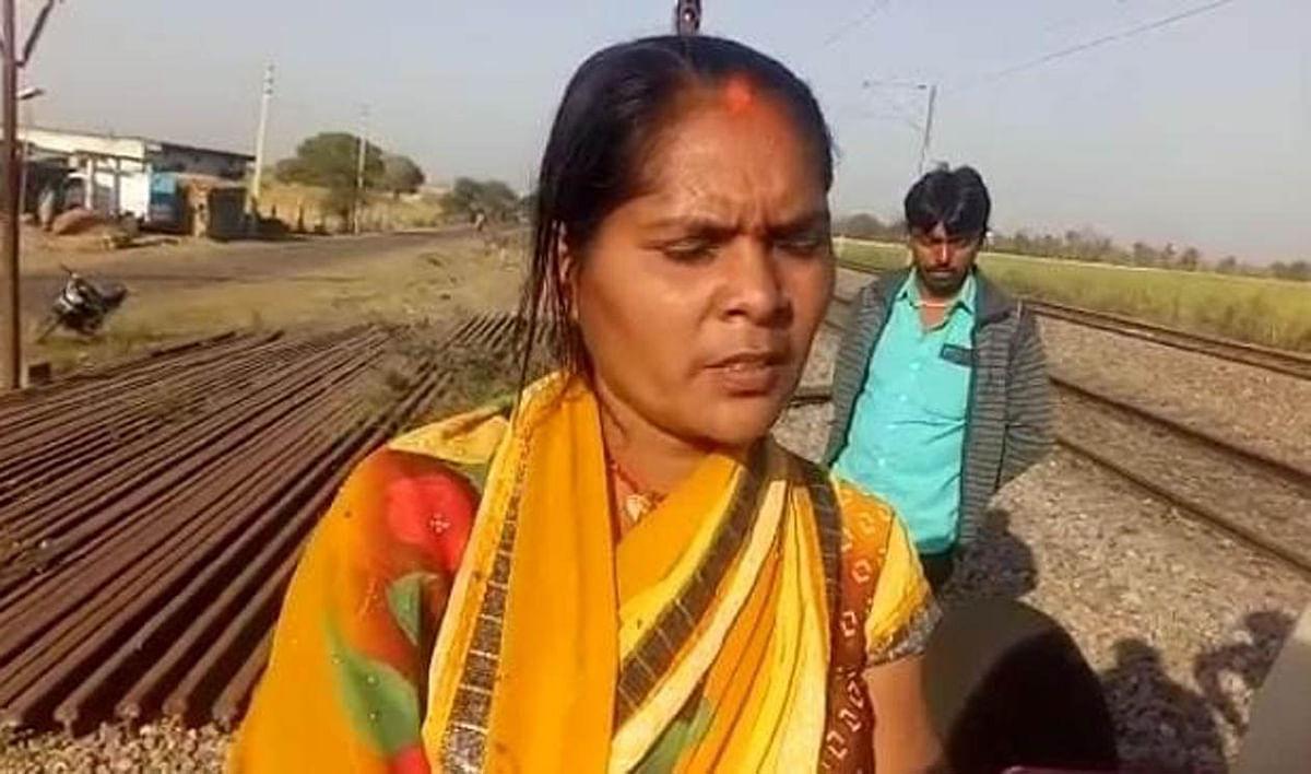 प्रेमी युगल ने ट्रेन के सामने कूदकर की आत्महत्या, घटना से मचा हड़कंप