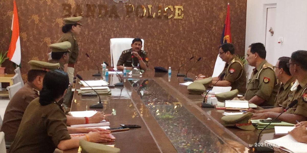 अपराधिक मामलों की विवेचना में हमीरपुर फिसड्डी, आईजी ने की समीक्षा