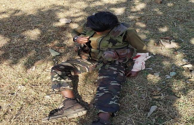 झारखंड में तलाशी अभियान के दौरान ब्लास्ट, सीआरपीएफ के दो जवान शहीद