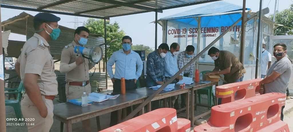 टनकपुर स्टेडियम में कोविड केयर सेंटर बनाने की कवायद शुरू