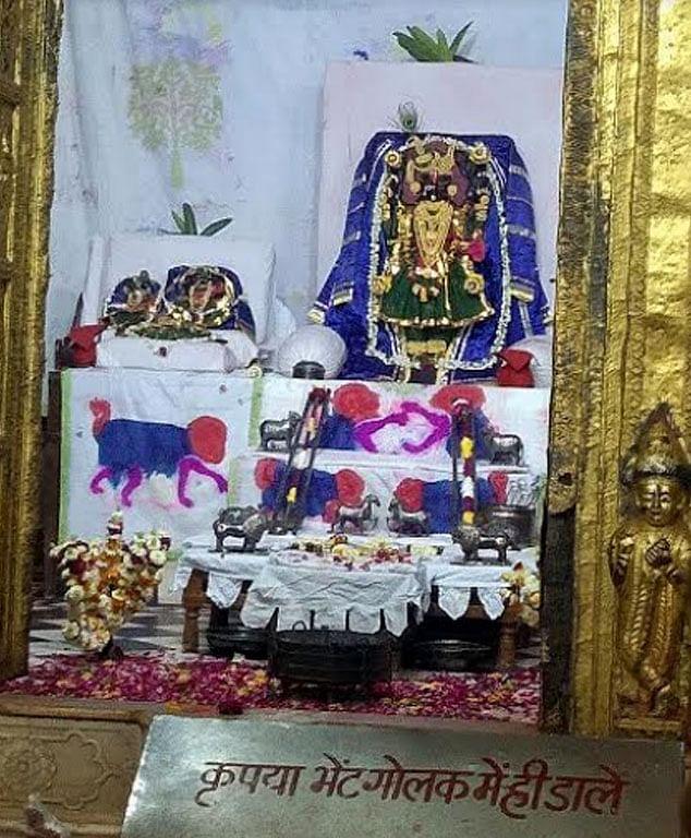 मथुरा : ठाकुर द्वारिकाधीश मंदिर में सात दिन तक दर्शनों से वंचित रहेंगे भक्त
