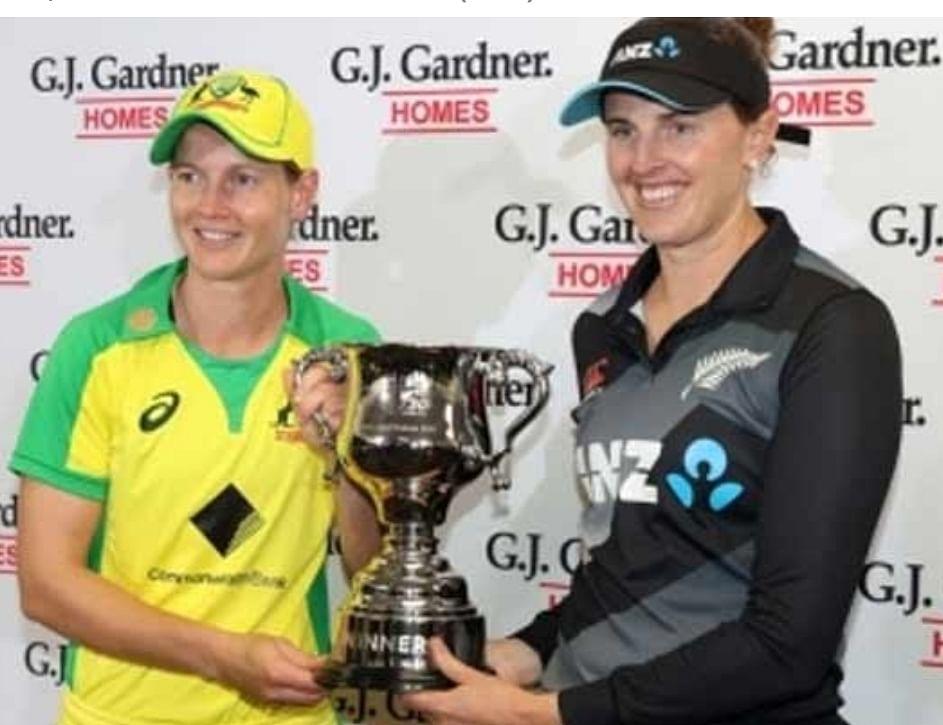 महिला क्रिकेट : बारिश के कारण ऑस्ट्रेलिया और न्यूजीलैंड के बीच तीसरा टी-20 मुकाबला रद्द