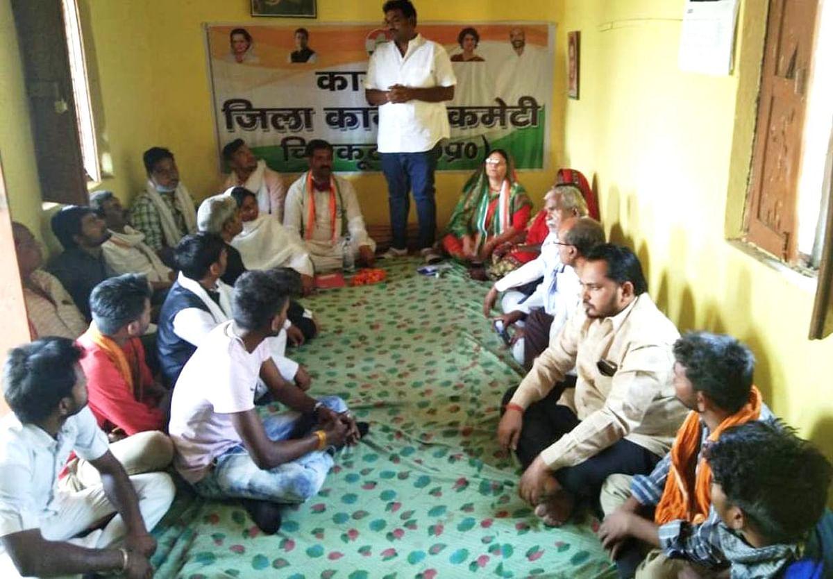 कांग्रेस मजबूती से लडे़गी त्रिस्तरीय पंचायत चुनाव : नरेश ठाकुर