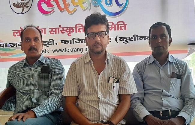 international-and-national-artists-will-be-gathered-in-kushinagar-lokrang-2021