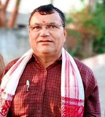 भारतीय मजदूर संघ के नेता जगदीश जोशी का कोरोना से निधन