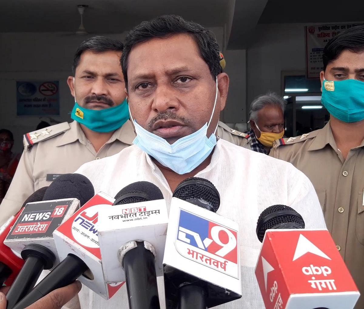 सपा को हराकर बीजेपी के प्रत्याशी जीतेंगे पंचायत चुनाव : रामशंकर