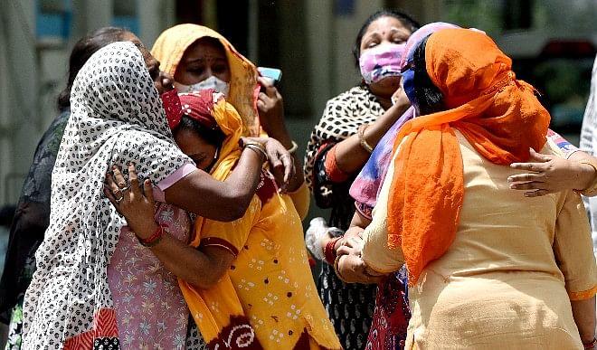 राजस्थान में कोरोना वायरस के एक दिन में 17269 नये रोगी, 158 और मौत