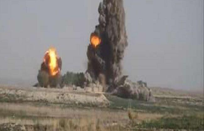 afghanistan-air-strike-against-taliban-100-terrorists-killed
