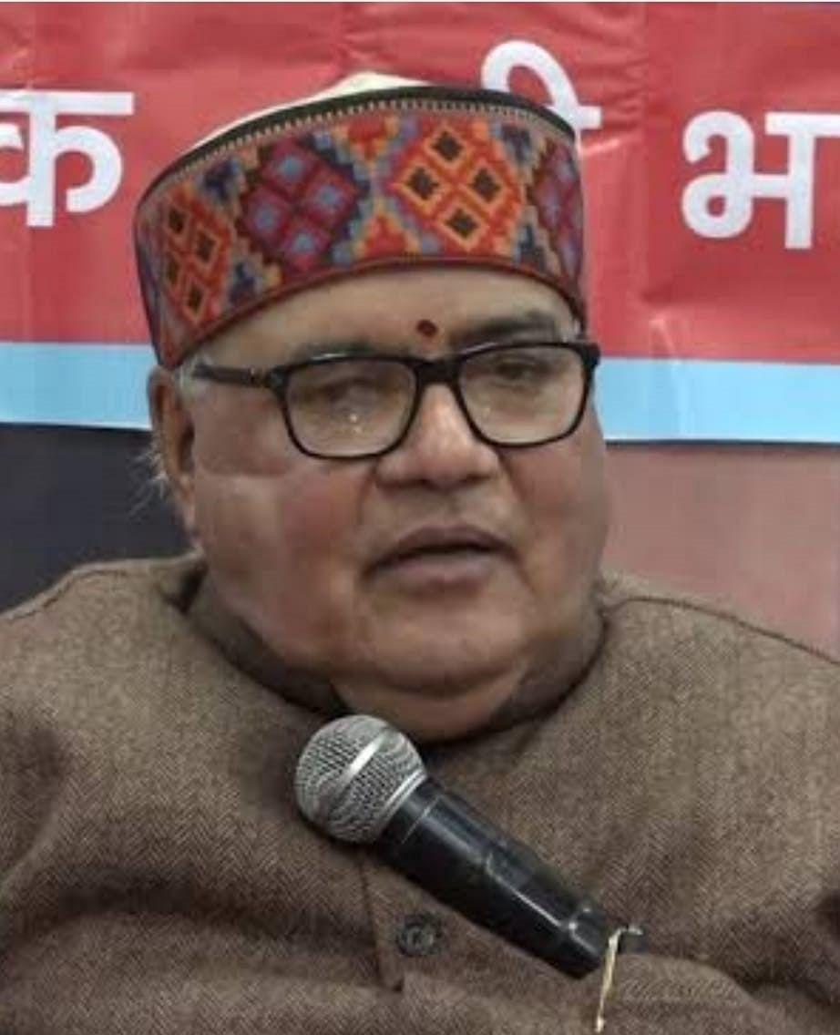 भारतीय मजदूर संघ के पूर्व उपाध्यक्ष रामदास पांडे का निधन