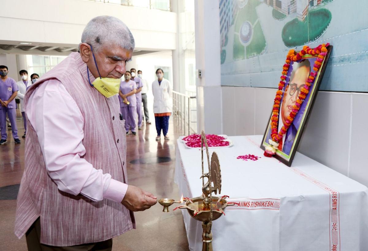 भारत के लोकतंत्र में बाबा साहेब के योगदान को कभी नहीं भुलाया जा सकता: प्रो रविकांत