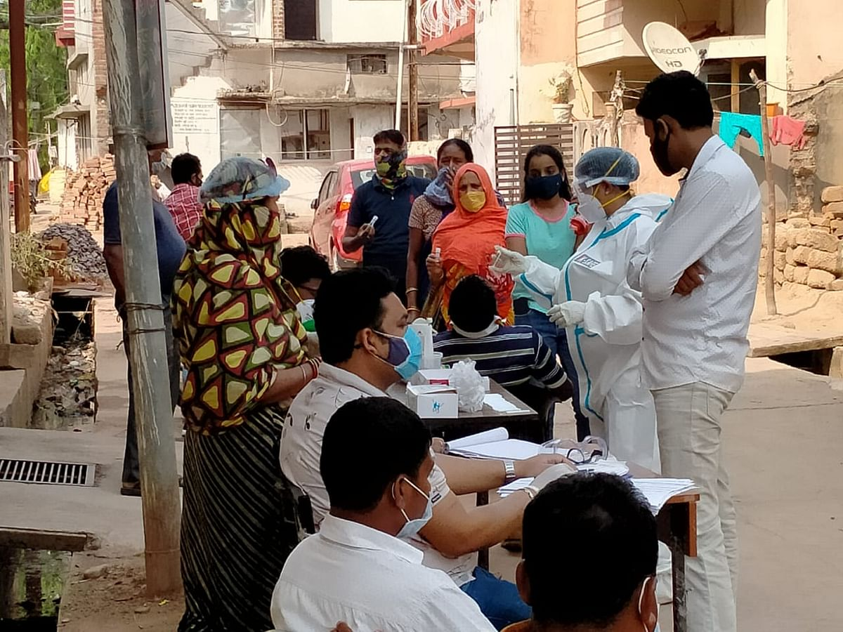 jagdalpur-bastar-breaks-to-a-large-extent-in-the-case-of-corona-infection
