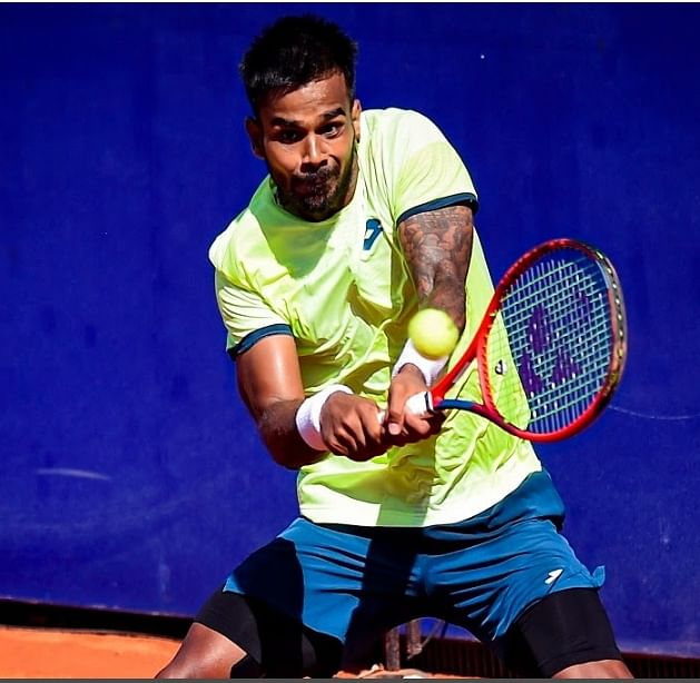 sumit-nagal-is-out-after-losing-in-the-first-round-of-sardegna-open-tennis-tournament