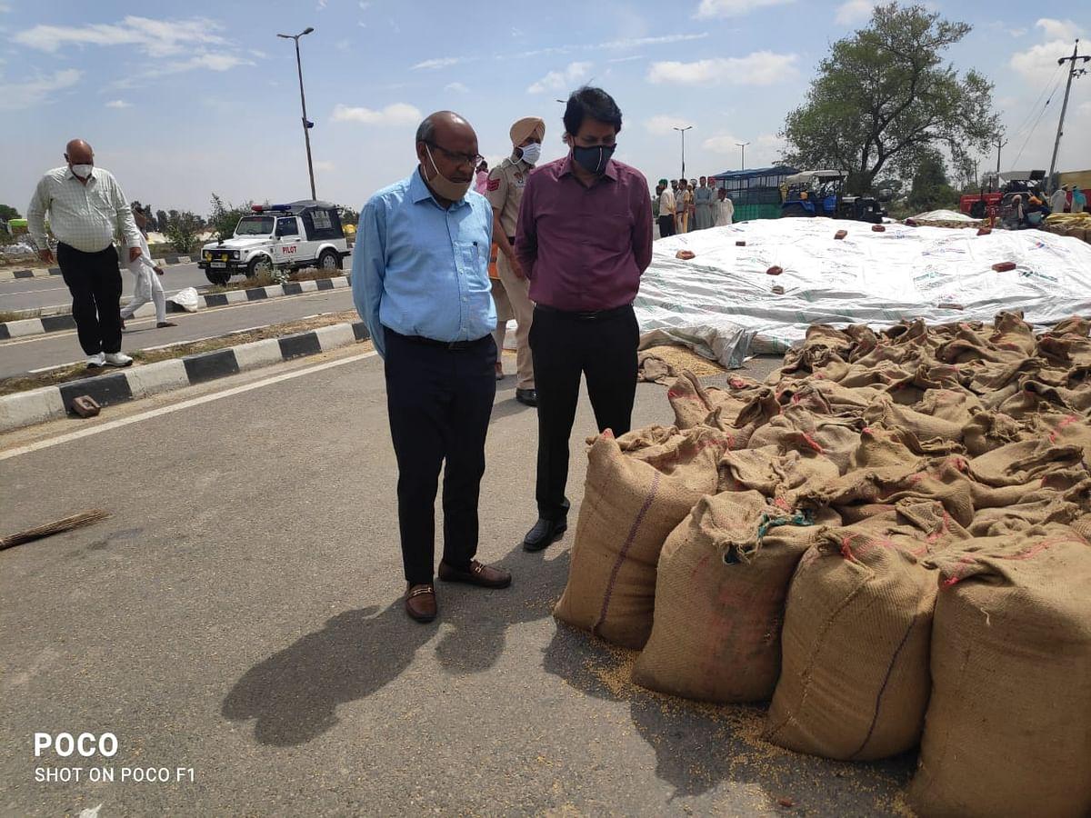 फतेहगढ़ साहिब में किसानों के बैंक खातों में पहुंचा 192 करोड़, किसानों को 41% भुगतान: डीसी