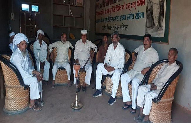 बागपत : राकेश टिकैत पर हमले के विरोध में बैठक, धरनास्थल पर कूच करेंगे किसान