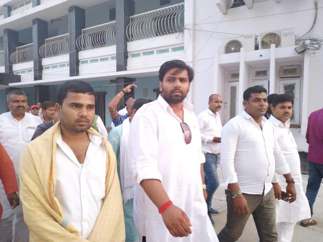 मधुबनी में पांच लोगों की हुई हत्या से भोजपुर और शाहाबाद के लोगो मे बढ़ा आक्रोश