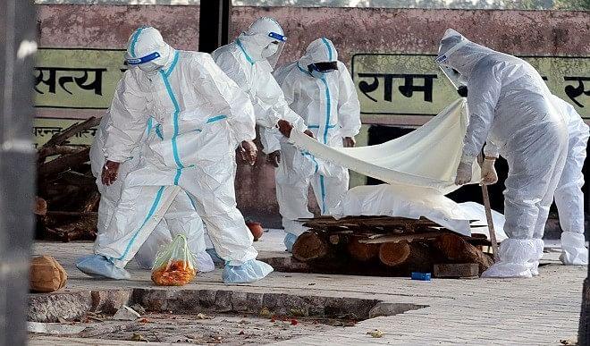 तमिलनाडु में एक दिन में संक्रमण के सर्वाधिक नये मामले, 98 लोगों की मौत