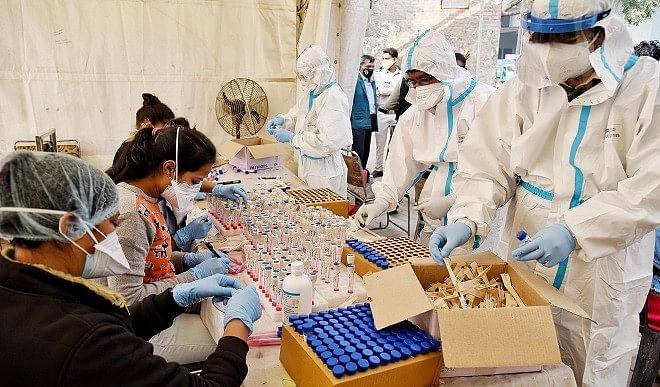 आंध्र-प्रदेश-में-कोरोना-वायरस-संक्रमण-के-1398-नये-मामले-नौ-मरीजों-की-मौत