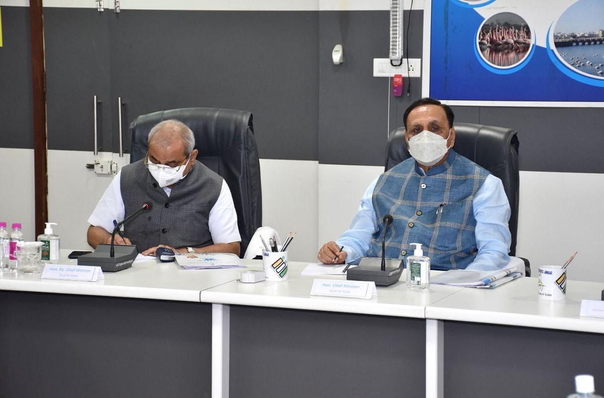 कुंभ से वापस आने वाले को गुजरात में सीधा प्रवेश नहीं, आरटी - पीसीआर परीक्षण अनिवार्य : विजय रूपानी