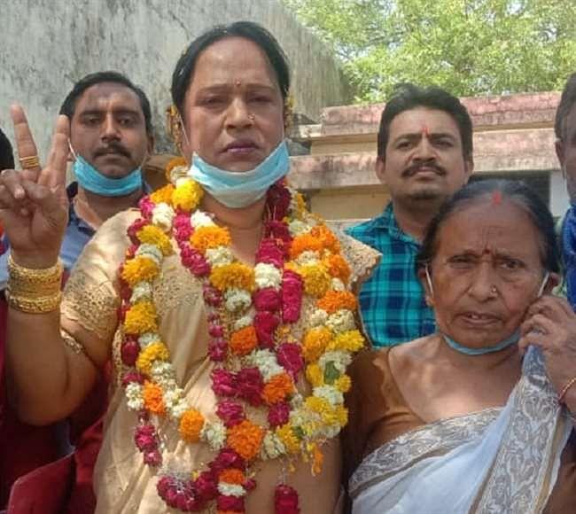 महानगर के वार्ड का विकास कर 'किन्नर काजल किरन' ने गांव का किया रुख, प्रधान पद की बनी उम्मीदवार