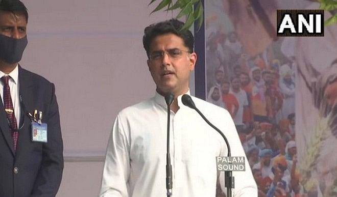 सचिन पालयट का दावा, राजस्थान के उपचुनाव में तीनों सीटों पर कांग्रेस जीतेगी