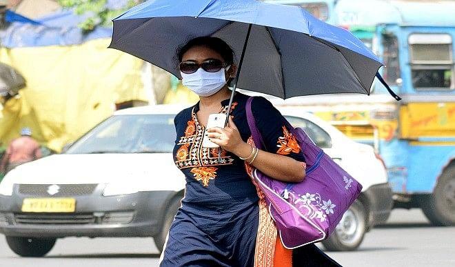 दिल्ली में गर्म रही बृहस्पतिवार की सुबह, अधिकतम तापमान करीब 42 डिग्री रहने का अनुमान
