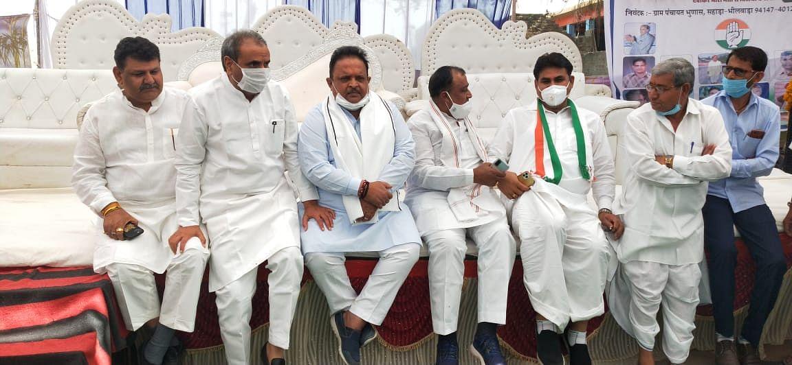 हर घर पहुचेंगा चंबल का पानी, कांग्रेस सरकार लिखेगी विकास की नई कहानी-रघु शर्मा