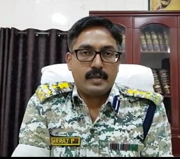 jagdalpur-search-for-missing-cobra-battalion-jawan-continues---sundararaj-p