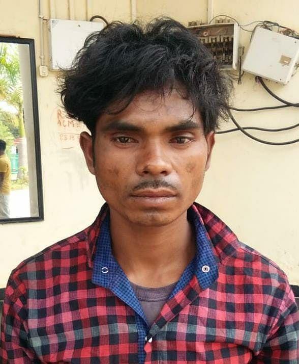 बीजापुर : आरक्षक की हत्या का आरोपित नक्सली गिरफ्तार