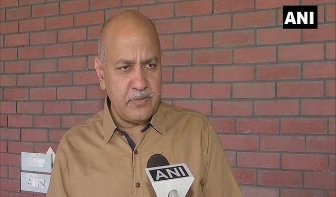 दिल्ली में कोविड-19 के प्रबंधन के लिए मनीष सिसोदिया केंद्रीय अधिकारी नियुक्त