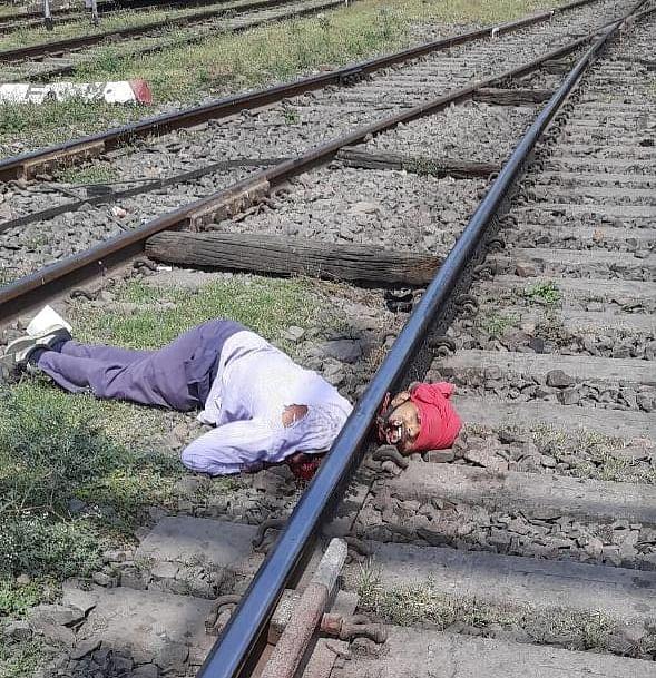 बरौनी में ट्रेन से कटकर ट्रैकमैन की मौत