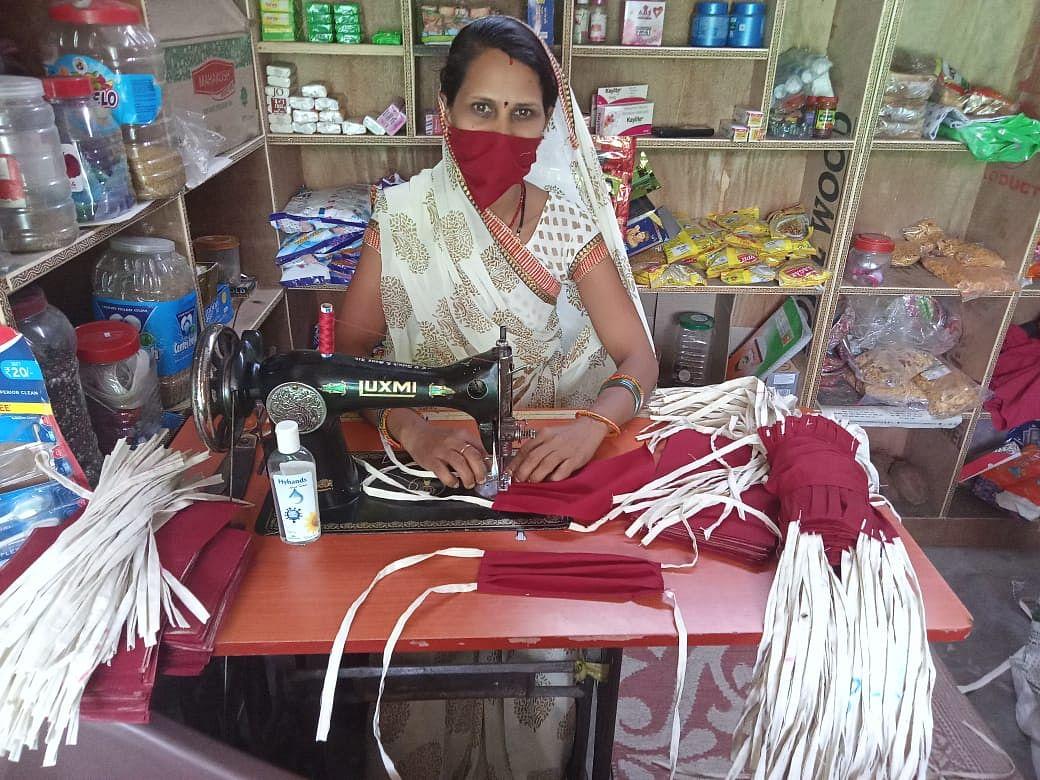 ग्रामीण महिलाओं ने संभाली परिवार की आजीविका की जिम्मेदारी