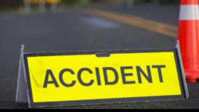 सुलतानपुर : मोटर साइकिल सवार दो युवकों को अज्ञात वाहन ने रौंदा, मौत