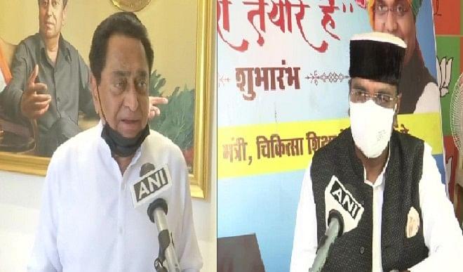 -मध्य-प्रदेश-में-कोरोना-को-लेकर-राजनीति-तेज-भाजपा-और-कांग्रेस-आमने-सामने