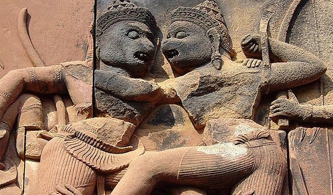 Gyan Ganga: प्रभु से शक्ति पाकर सुग्रीव ने जब बालि पर प्रहार किये तो उसके होश उड़ गये थे