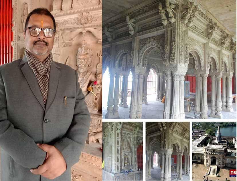 चंदेलकालीन रामजानकी मंदिर के आये अच्छे दिन, अब होंगे पर्यटन संबन्धी कार्य