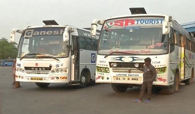 कर्नाटक में आरटीसी कर्मचारियों की हड़ताल जारी, तीसरे दिन भी प्रभावित हुई बस सेवाएं