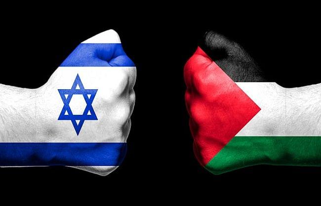 इजराइल पर फलस्तीनी उग्रवादियों ने दर्जनों रॉकेट दागे, यरुशलम में भड़की हिंसा