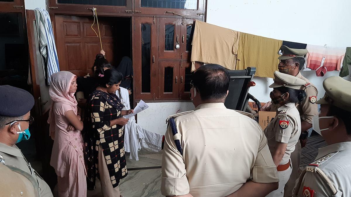 ढाई लाख के इनामी रहे राहुल खट्टा के मकान की सम्पत्ति कुर्क