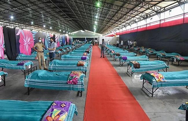 डीआरडीओ आईजीआई के पास खोलेगा 500 बेड का कोविड अस्पताल
