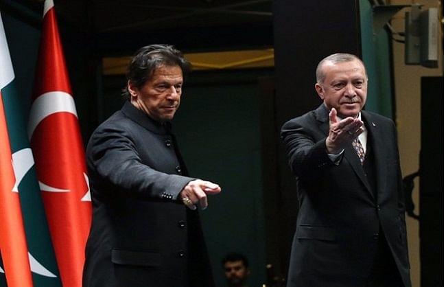 पाकिस्तानी प्रधानमंत्री  और तुर्की के राष्ट्रपति  की अफगानिस्तान मसले पर बातचीत