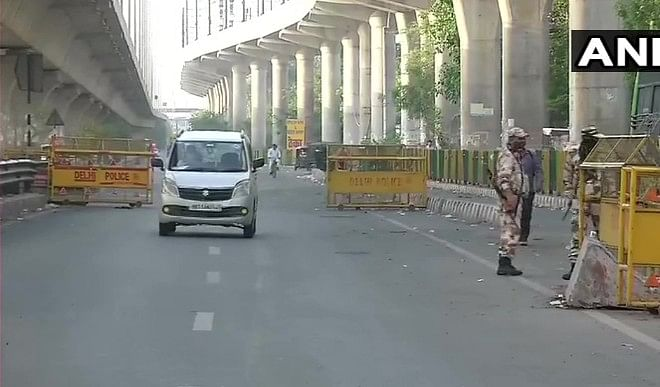 कोरोना पाबंदियों का उल्लंघन करने पर होगी गिरफ्तारी, केस भी होगा दर्ज; दिल्ली पुलिस प्रमुख की चेतावनी