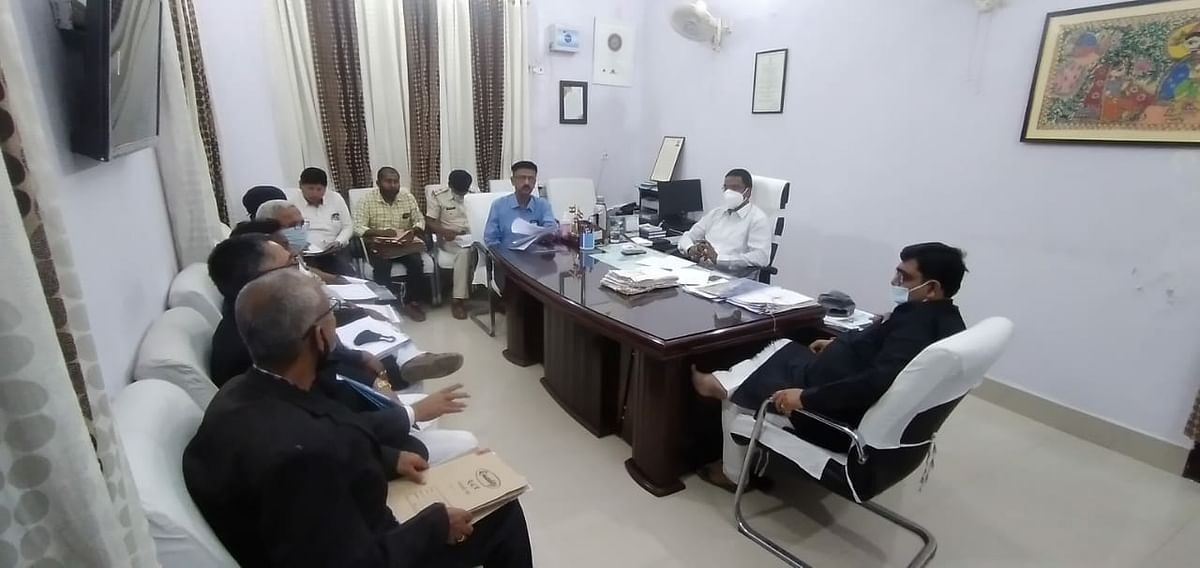 dm-held-a-meeting-of-scheduled-caste-tribe-redressal-committee