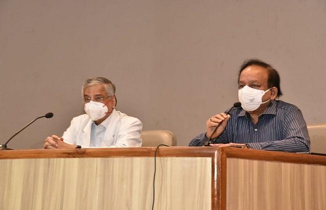 पिछले अनुभव के साथ इस बार हम कोरोना को हरा देंगे: डॉ हर्षवर्धन