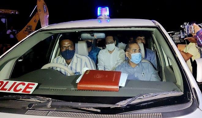अंबानी सुरक्षा मामला: सचिन वाजे की एनआईए हिरासत नौ अप्रैल तक बढ़ी