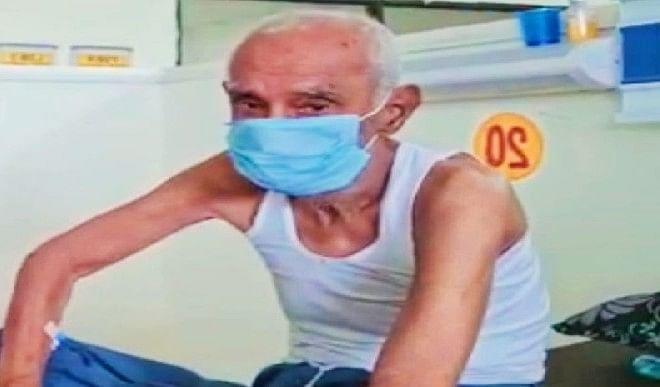 मध्य प्रदेश के शहडोल में सकारात्मक ऊर्जा से 81 वर्ष के बुजुर्ग ने दी कोरोना को मात