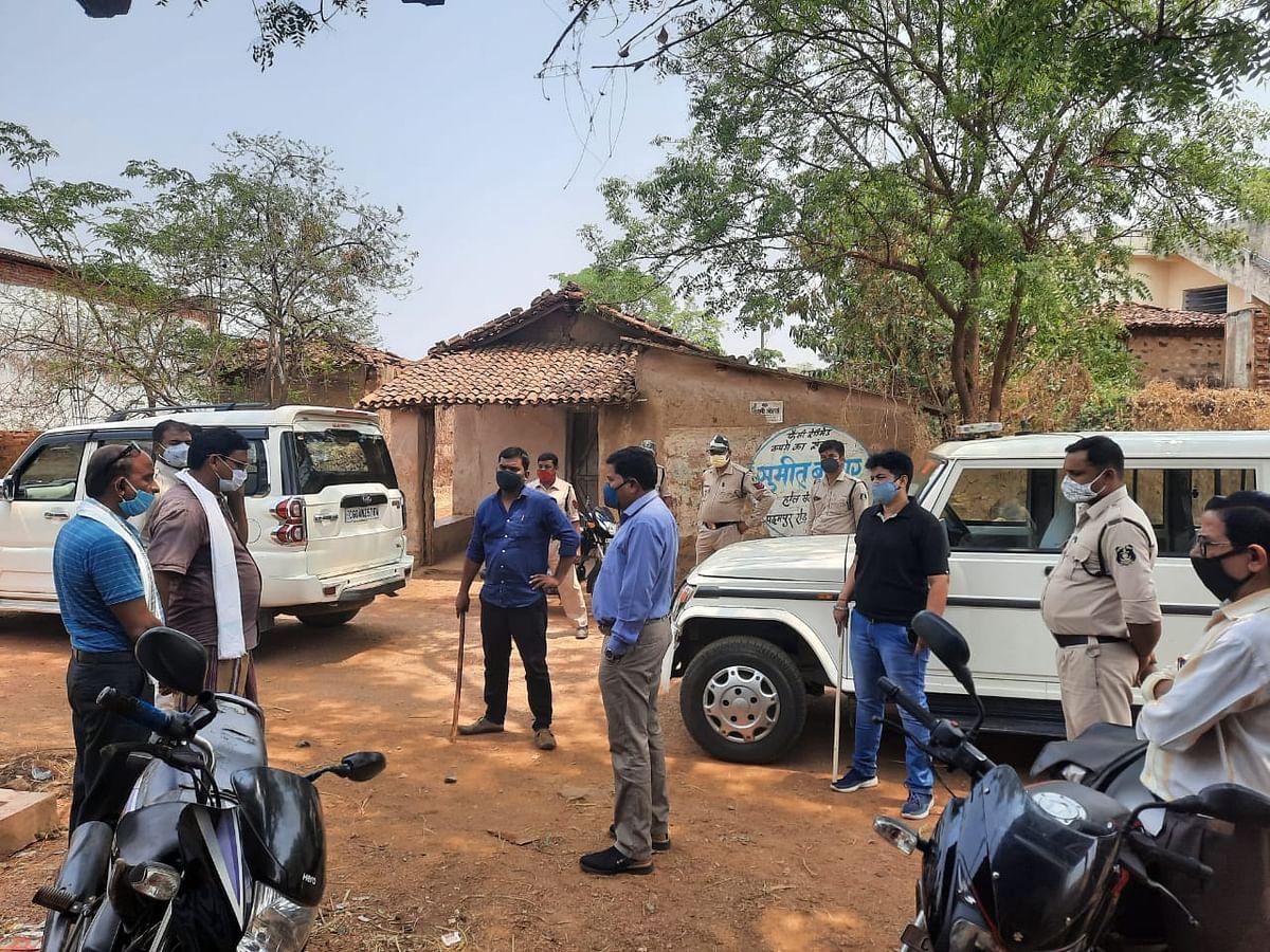 रायपुर: समन्वित प्रयासों से महासमुंद के दो गांव में संक्रमण थमा