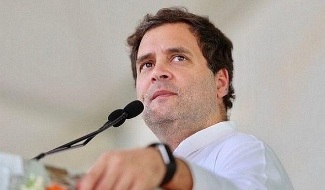 राहुल गांधी ने कोरोना से निपटने की रणनीति को लेकर सरकार पर निशाना साधा